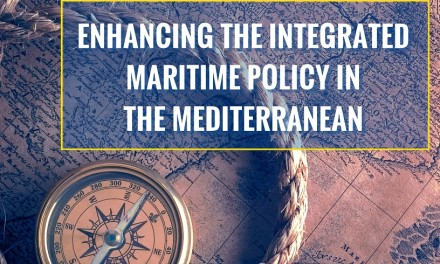 """Enhancing the integrated maritime policy in the MED area"""