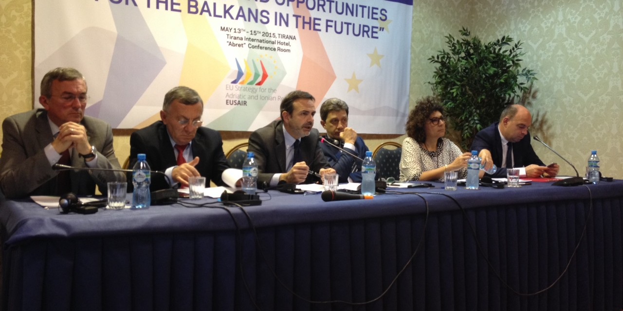 Challenges and Opportunities for the Balkans in the Future