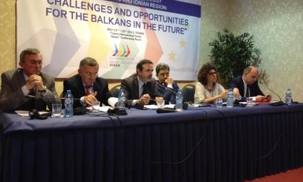 """""""La strategia dell'Unione Europea per la regione Adriatico-Ionica: sfide e opportunità per i Balcani nel futuro"""""""