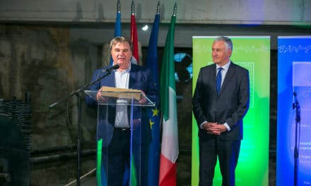 CELEBRATED THE 10TH ANNIVERSARY OF THE ADRIATIC IONIAN EUROREGION