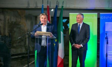 CELEBRATI I 10 ANNI DELL'EUROREGIONE ADRIATICO IONICA