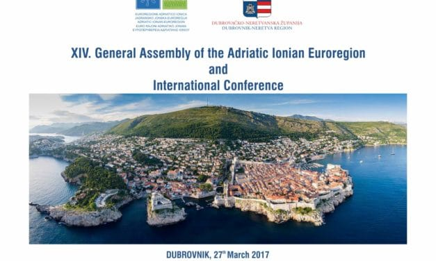 Conference on the Role of Regions in Proposing Priority Projects for EU Strategy for Adriatic Ionian Region