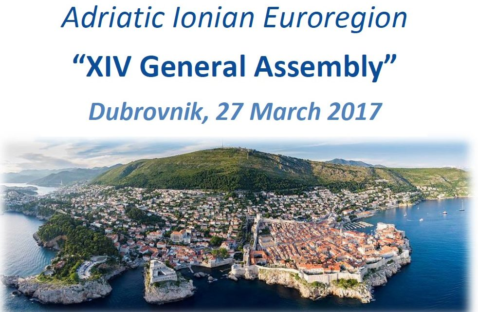 XIV General Assembly, Dubrovnik, 27 March 2017