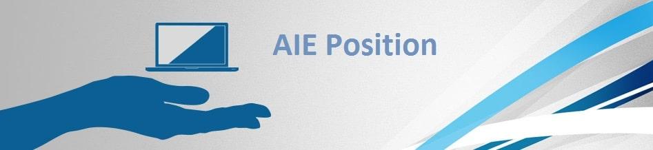 AIE Positions