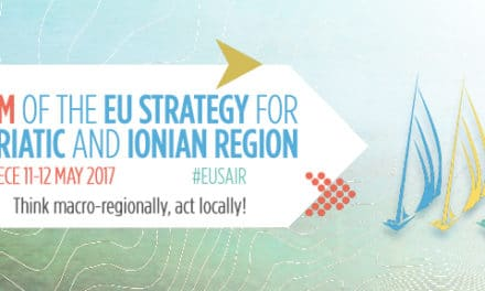2ND FORUM OF THE EU STRATEGY FOR THE ADRIATIC AND IONIAN REGION (EUSAIR)