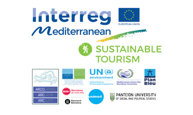 Newsletters Archive of MED community on Sustainable Tourism