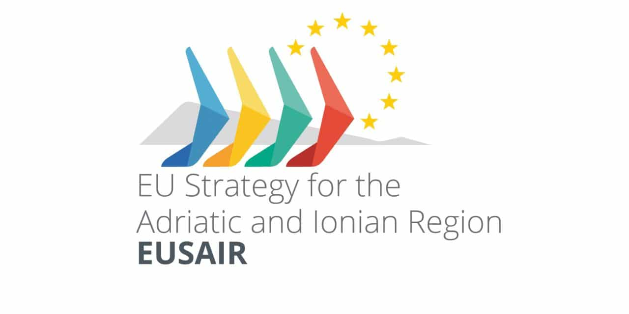 EUSAIR, the European Union Strategy for the Adriatic and Ionian Region