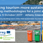 "BleuTourMed 2nd Community Building Event ""Making tourism more sustainable: Sharing methodologies for a joint action"""