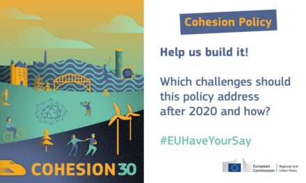 Shaping future Cohesion Policy, public consultation on EU funds opened