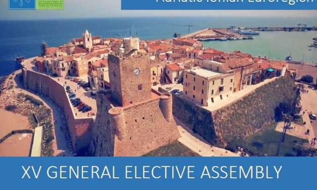 XV General Elective Assembly of the Euroregion, TERMOLI, 8 FEBRUARY 2018