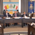 The AIE's member regions gathered for its General Elective Assembly in Termoli, Italy on 8 February 2018