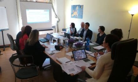 AIE Secretariat attends 2nd Meeting of Erasmus+ Project CREATE in Pescara