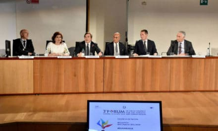 3rd EUSAIR Forum – Catania Declaration and Dobroslavic's speech