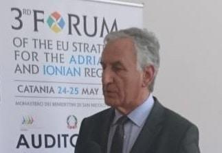 3rd EUSAIR Forum – Catania Declaration and Dobroslavic's speech