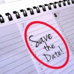SAVE THE DATES, two AI-NURECC events in November