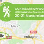 Capitalisation workshop of the MED Sustainable Tourism Community, 20-21 November 2018, Marseille, France