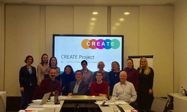 3° MEETING DEL PROGETTO CREATE (ERASMUS+ PROGRAMME) IN HANNOVER