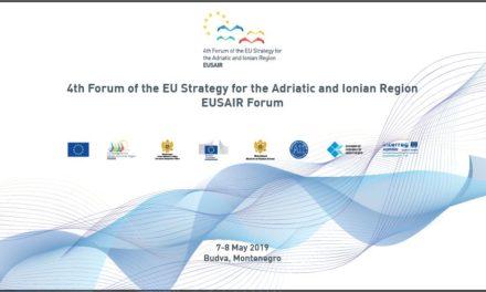 4th EUSAIR Annual Forum in Budva, Montenegro