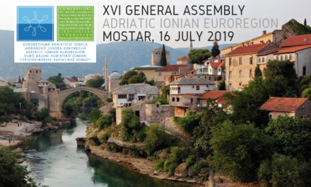 XVI General Assembly, Mostar, July the 16th 2019