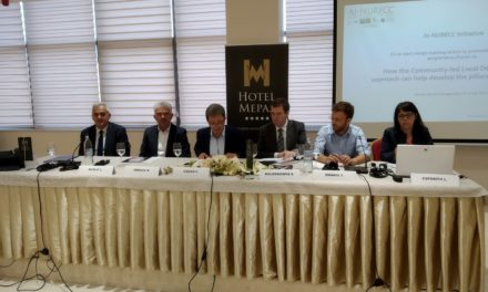 Successfull AI-NURECC event in Mostar