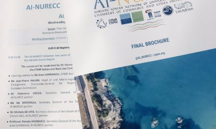 AI-NURECC Final Conference: Result of two years of collaboration among key stakeholders in the Adriatic Ionian Region