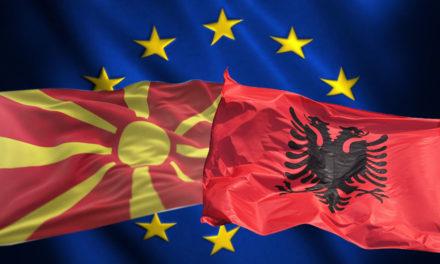 Albania and North Macedonia get green light from EU to start membership talks