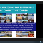 "Deepening of the webinar ""Tourism in the Adriatic Ionian Euroregion and COVID-19 crisis: measures and opportunities towards sustainability"""