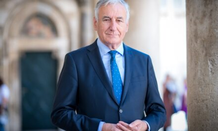 Dobroslavić is CoR rapporteur on Enlargement Package 2020: an investment in stability for Europe