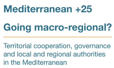 Territorial dimension of Euro-Mediterranean relations: A new study presented by IEMed and Government of Catalonia
