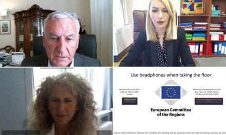 Meeting of CoR Working Group on Western Balkans focused on Albania