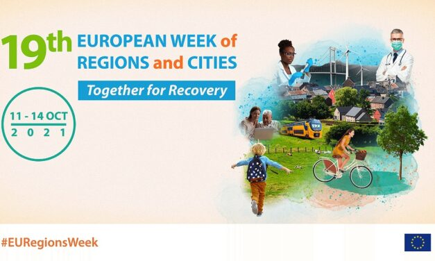 19th edition of the #EURegionsWeek. The Euroregion presents the workshop of MedCoopAlliance on multilevel governance and green transition
